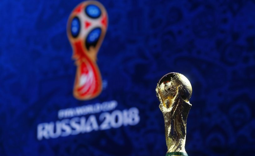THE WORLD CUP 2018. Information