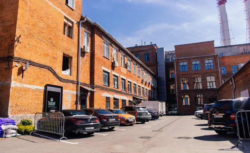 Red Brick Hotel Presnya открылся