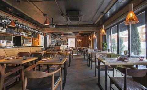 Ресторан Touche